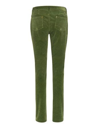 Hanley Cord-Pants Moss Green – Bild 2