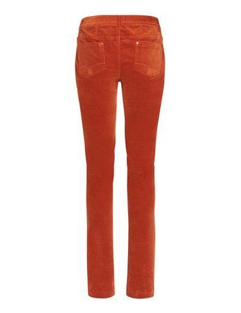 Hanley Velvet-Pants Saffron  – Bild 3