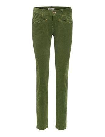 Maxton Cord-Breeches Moss Green – Bild 1