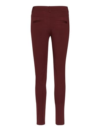 Riffles Stretch-Breeches Burgundy – Bild 3