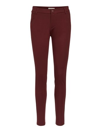 Riffles Stretch-Breeches Burgundy – Bild 1
