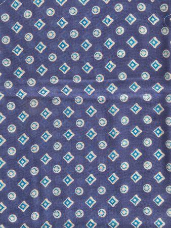 Turquel Woll-Schal azurblau – Bild 2