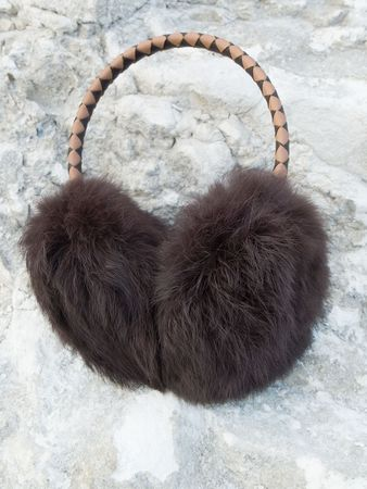 Mortisa Earmuffs Brown – Bild 2