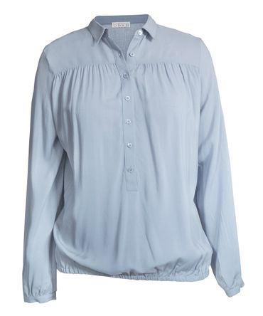 Balmont Blouse Light Blue – Bild 1