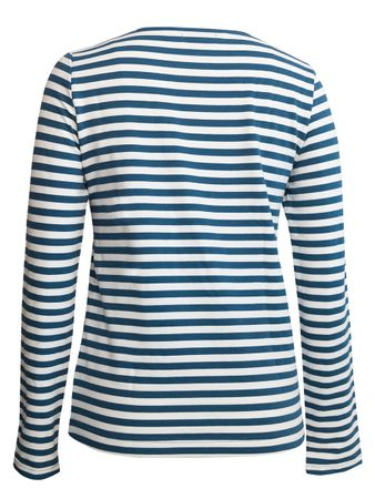 Portola Longsleeve Shirt blue-striped – Bild 3