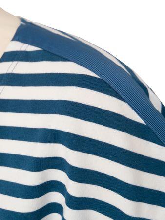 Portola T-Shirt mittelblau-gestreift – Bild 5