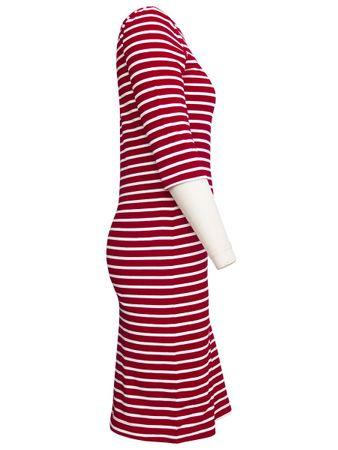 Portola Kleid rot – Bild 6