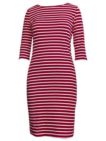 Portola Kleid rot – Bild 1