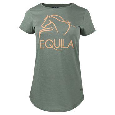 "EQUILA Longshirt ""Olive"""