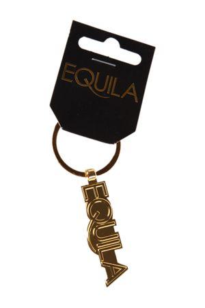 EQUILA Schlüsselanhänger Gold