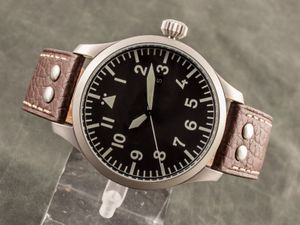 ARISTO 3H109, Aviator watch, automatic, 47 mm – Bild 5