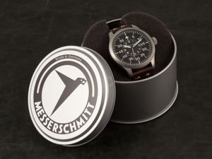 Messerschmitt Aviator watch ME-47 XL, Quartz – Bild 5