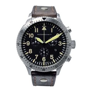 Messerschmitt Aviator watch ME-5030 Vintage, Quartz – Bild 1