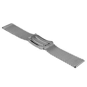 Vollmer milanaise strap, W 22 mm, H 2.7 mm, 99462H4 – Bild 2