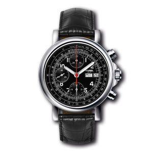 NIVREL Chronographe Replique III, ETA Valjoux 7750, Ref. N 512.001 AASD – Bild 1