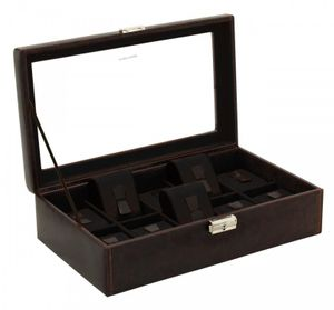Friedrich 23 watch box for 10 watches, Bond, 20084-30 – Bild 3