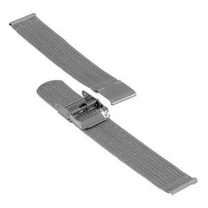SOC Milanaiseband, H 1,5 mm, B 20 mm, stahl, 2908 – Bild 3
