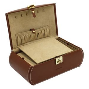 Friedrich 23 jewelry case, Cordoba, real leather, 26480-3 – Bild 4