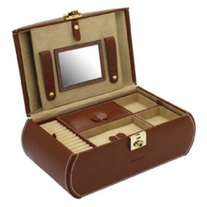 Friedrich 23 jewelry case, Cordoba, real leather, 26480-3 – Bild 6