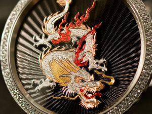 Black Dragon Amulett – image 4