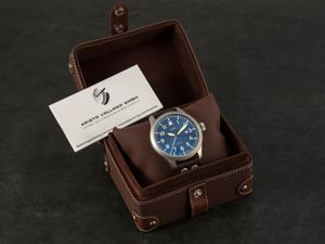 ARISTO 3H159, Aviator watch Blue 47 Beobachter, Automatic, 47 mm – Bild 5