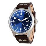 ARISTO 3H159, Fliegeruhr Blaue 47 Beobachter 001