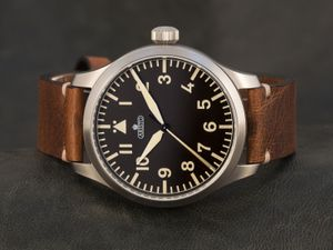 ARISTO 7H96, vintage 47 pilot Aviator watch, Automatic, 47 mm – image 2