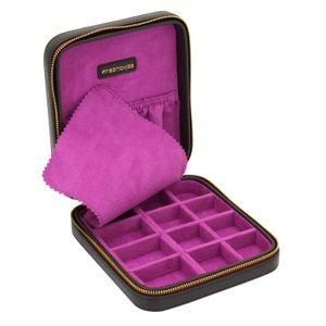 Friedrich 23 Jewellery and Charms Box, Ascot, dark brown, 26113-3 – Bild 5