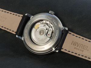 NIVREL Jubilé III, Automatik, Ref. N 121.001 AASAS – Bild 3