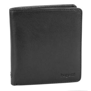 Bugatti Kreditkartenetui, schwarz – Bild 1