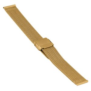 SOC Milanaise strap, H 1,5 mm, W 20 mm, gold, 2908 – Bild 1