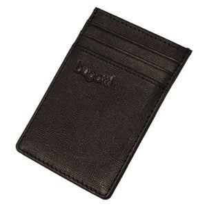 Bugatti credi card etui, mini purse with business card etui, black, BU49341301 – Bild 3