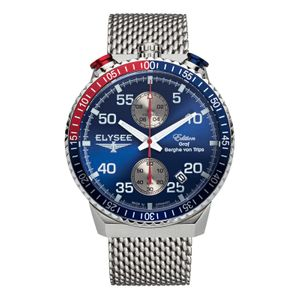 ELYSEE Rally Timer I, Ref. 80521M, Gents watch