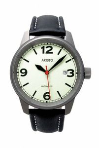 ARISTO 5H69Ti, Titan luminous dial, Automatic – Bild 1