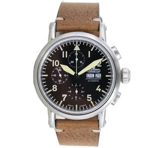 ARISTO 7H186, vintage aviator-chrono watch, 7H186, ETA Valjoux 7750 – Bild 1