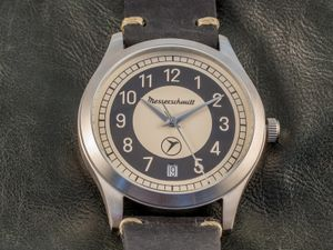 Messerschmitt Retro Watch KR201-S – Bild 4