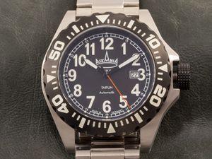 ASKANIA Taifun, Automatic wrist watch, Ref. TAI-5005 – Bild 8