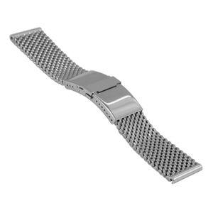 Staib Milanaiseband, B 22 x 20 mm, H 4,9 mm, 2785 – Bild 1