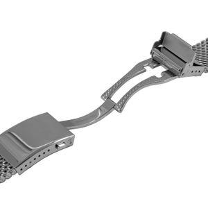 Staib Milanaiseband, B 22 x 20 mm, H 4,9 mm, 2785 – Bild 4