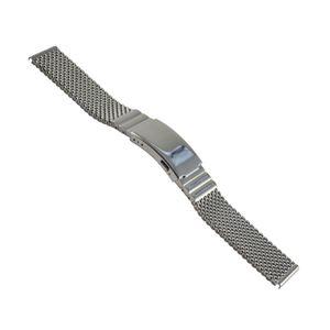 Staib Milanaiseband, H 3,6 mm, L 130-170 mm, 2792