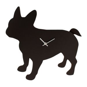 Wall clock, different animal motifs with wagging tail – image 5