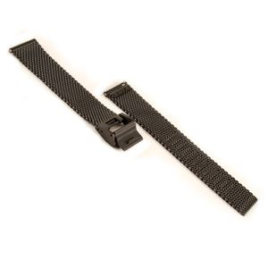 SOC Milanaise strap, integrated spring bars, H 2,5 mm, W 20 x 18 mm, 2906 – Bild 3