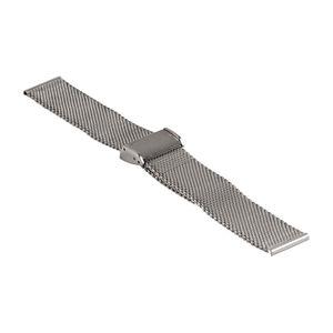 SOC Milanaise strap, H 2,5 mm, W 19 x 19 mm, 2905, steel – Bild 1