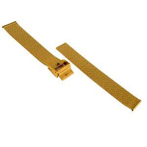 SOC Milanaiseband, H 1,8 mm, B 20 x 20 mm, 2912 – Bild 3