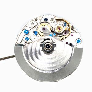 Watch movement ETA 7750, Automatic, Chronograph, Swiss Made, engraved, 2nd time zone – Bild 1