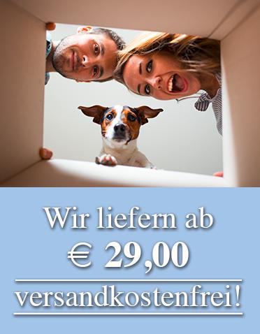 Versandkostenfrei ab EUR 25,00