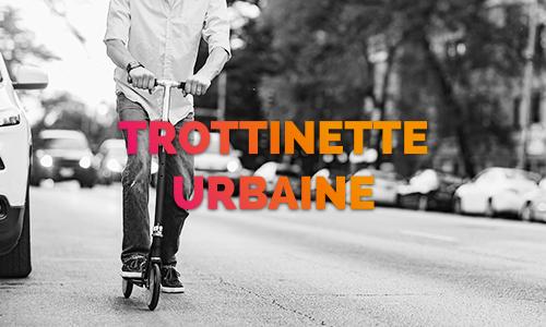 Trottinette urbaine