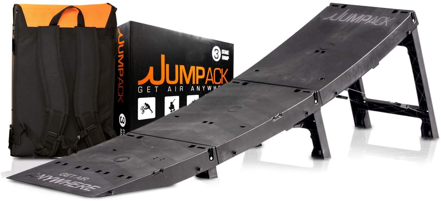 Jumpack Get Air everywhere