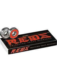 Bones Red 8er Set Kugellager