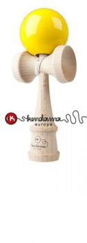 Original Kendama Pro K in gelb